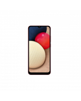 Samsung - Galaxy A02s - 4GB_64GB - Rojo