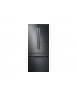 Refrigerador French Door Black Steel 22ft