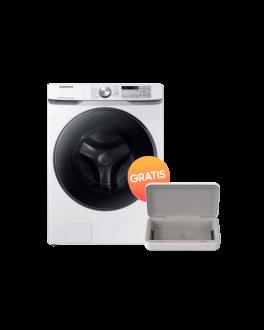 Samsung Washing machine frontal VRT Plus 22kg White + Esterilizador