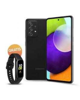 Galaxy A52 - 6GB_128GB - Negro + Banda Fit
