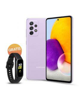 Galaxy A72 - 6GB_128GB - Violeta + Banda Fit
