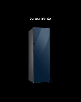Refrigeradora de una puerta BESPOKE Azul Naval