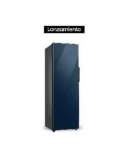Congelador de una puerta BESPOKE Azul Naval