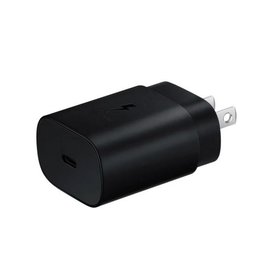 Super Fast Charger 25W Output Tipo C Negro