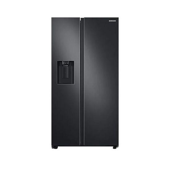 Refrigerador Side by Side Black 27ft