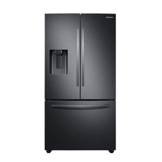 Refrigerador French Door Black 27ft