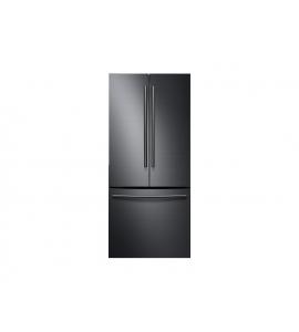 Refrigerador French Door 22ft Negro Acero