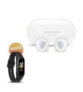 Galaxy Buds+ - Blanco  + Banda Fit