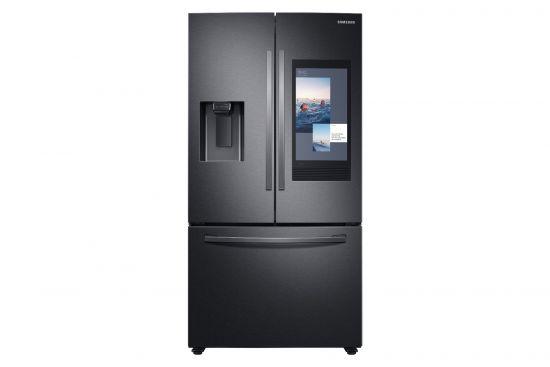 Refrigerador Family Hub French Door Black 27ft