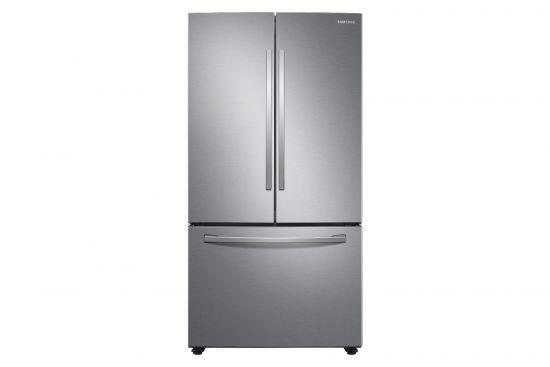 Refrigerador French Door Silver 27ft